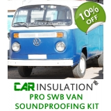 SWB Full Van Insulation Kit Best Van I..