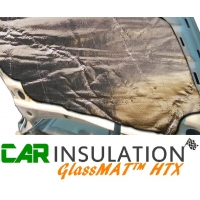 1m GlassMAT™ Under Bonnet Car Insulation 10mm Fiberglass Insulation