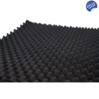 Grey Car Foam Sound Insulation 9m2 25mm Van Foam Insulation