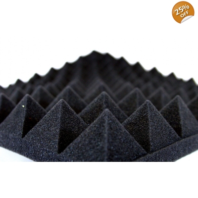 Black Car Insulation Foam 50..