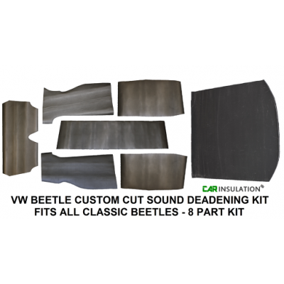 VW Beetle Sound Deadening, Sound Proofing & Insulation Kit..
