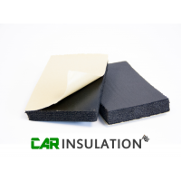 1m 20mm Self Adhesive Closed Cell Foam Insulation Sound Proofing