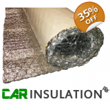 Double Foil Bubble Insulation Van Camp..