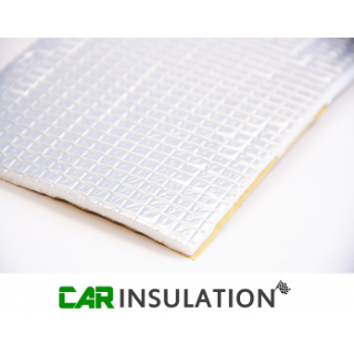 4 Sheets Engine Bay Sound Insulation F..