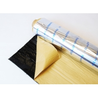 PeaceMAT™ XS 2mm Alu Butyl Performance Car Sound Proofing Material