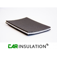 4m Tri-Laminate High Performance 11mm Car Van Sound Insulation
