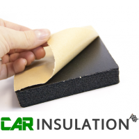 30mm Closed Cell Foam Car Van Sound Deadening Thermal Insulation