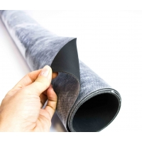 5m x 1m PeaceMAT™ L MLV Car Floor Sound Deadening 1.5mm 2.2Kg