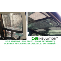 Camper Van Insulation Kit MEDIUM INC Sound Deadening T5, T2, T4