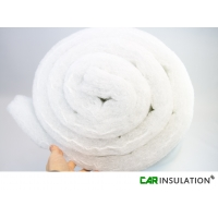 ABSOFT Self Adhesive 50mm Polyester Non Woven Insulation 650gsm