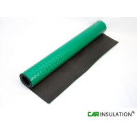 Floorflex V Green Insulated Commercial Vehicle Car Flooring Material