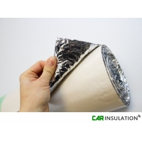 Campervan Roof Insulation Kit Double Foil Bubble Thermal Heat Proofing
