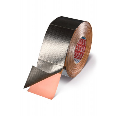 5m TESA 68000 Aluminium Laminated Glasscloth Heat Reflection Tape