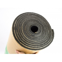 10mm Black Closed Cell Sound Deadening Foam Thermal Insulation