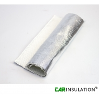 GFMAX 1mm Foil Glass Fiber Exhaust Wrap Heat Protection Insulation