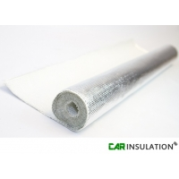 GFMAX 2mm Foil Glass Fiber Exhaust Wrap Heat Protection Insulation