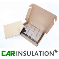 20 LG Sheets PeaceMAT™ XS Vehicle Panel Dampening Material Alu Butyl