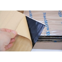 30 LG Sheets PeaceMAT™ XS Vehicle Panel Dampening Material Alu Butyl
