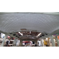 1.5m Car Sound Insulation Welded 25mm Hydrophobic Acoustic Insulation