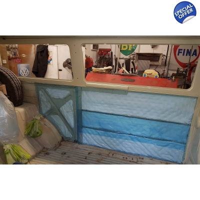 Van Rear Full Soundproofing Kit Sml Van Soundproofing Kit ..