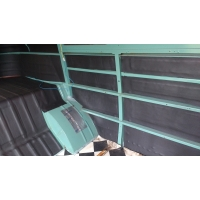 Small Van Soundproofing Kit - Small Van Insulation Kit inc eng bay