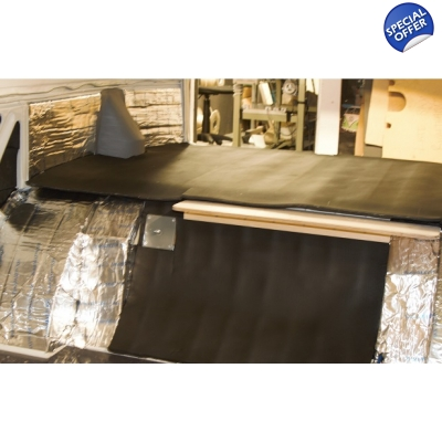 Small Van Soundproofing Kit - Small Van Insulation Kit inc..