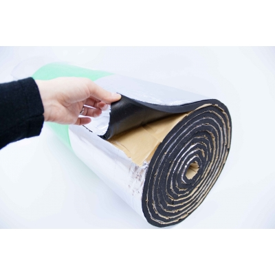 1.5m2 GlassMAT™Bonnet Car Engine Insulation Sound Deadening
