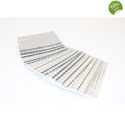 20 Large Sheets PeaceMAT XR Car Sound Deadening Material P..