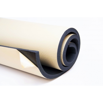 2m 20mm Self Adhesive Car Foam Insulation Sound Deadening