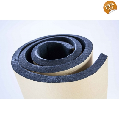30mm 2.5m2  Closed Cell Foam Adhesive Backed Van Car Sound Proofing