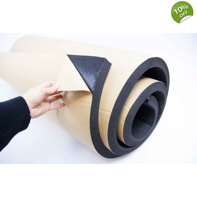 30mm Closed Cell Foam Car Van Sound Deadening Thermal Insu..
