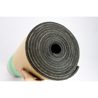 3m Roll 10mm Black Closed Cell Foam Waterproof Sound Proofing