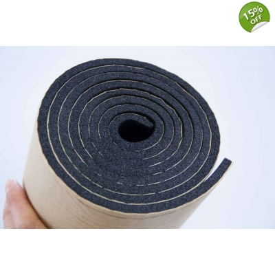 3mx1m 6mm Self Adhesive Van Closed Cell Foam Vehicle Car I..