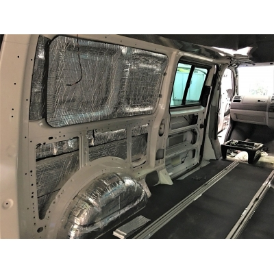 Camper Van Insulation Kit MEDIUM INC Sound Deadening T5, T..