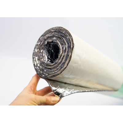 Campervan Insulation Kit Double Foil Bubble Insulation T5 ..