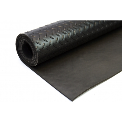 Floorflex V Black Insulated Vehicle Camper Van Car Flooring Material