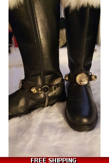 BOOT BUCKLE STRAP set of 2