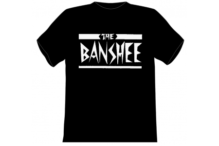The Banshee Red or White print