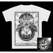 WHITE PACK : CD Digipack + POST ECSTATIC EXPERIENCE T-SHIRT WHITE