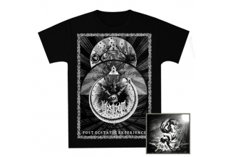 BLACK PACK : CD Digipack + POST ECSTATIC EXPERIENCE T-SHIRT BLACK
