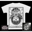 FULL WHITE PACK : CD Digipack + POST ECSTATIC EXPERIENCE T-SHIRT WHITE + EMBROIDERED PATCH