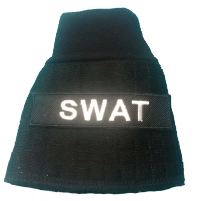 Black SWAT Feather Protector