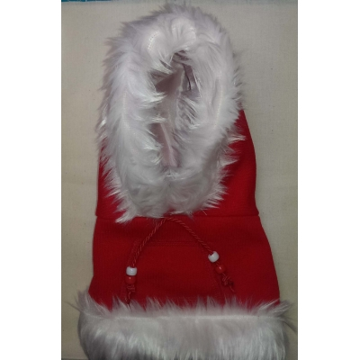 Christmas fleece hoody