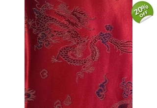 Chinese Style Red Dtagon hoody