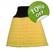 Yellow Fleece Feather Protector