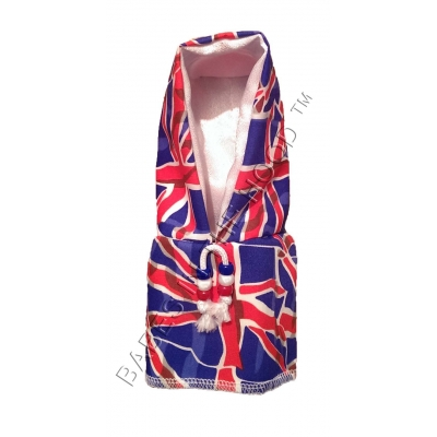 British Flag Hoody