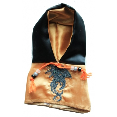 Winged Dark Dragon hoody