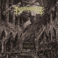 Demonomancy - Throne of Demonic Proselytism - Regular LP+Booklet