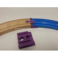 Tomy to Wood Train Track Adapter MM