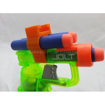 NERF-JOLT connector for TACTICAL RAIL custom ACCESSORY